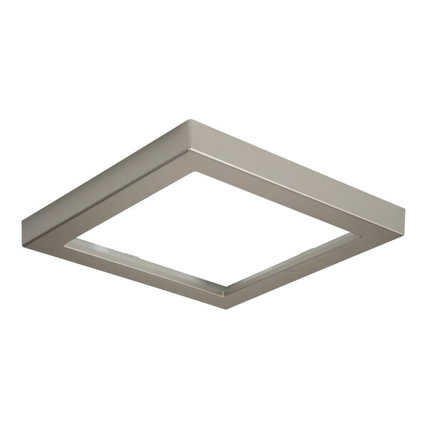 Square 4 Reflector Recessed Trim by Halo