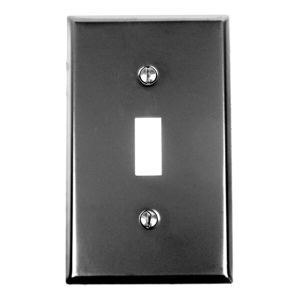 1 Toggle Switch Plate by Acorn