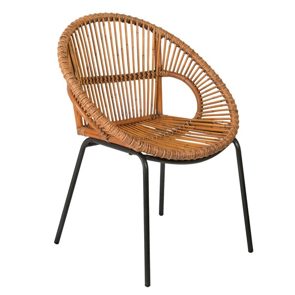 Haefner Side Chair by Bungalow Rose