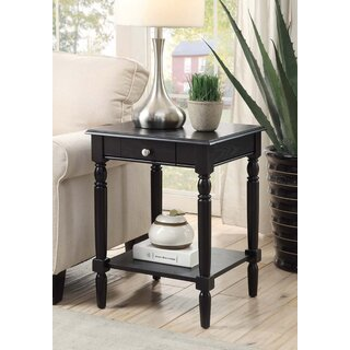 Ariella End Table with Storage by Andover Mills SKU:DC494812 Reviews