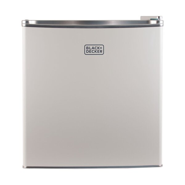 1.7 cu. ft. Compact Refrigerator with Freezer by Black + Decker