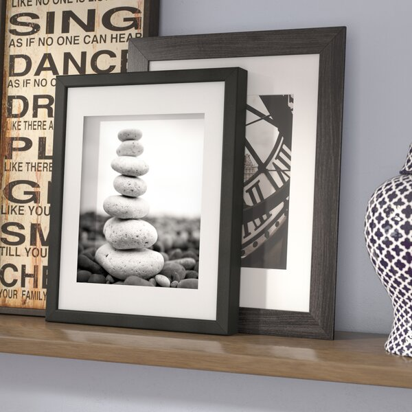 Shadow Box Display Case Picture Frame by Symple Stuff