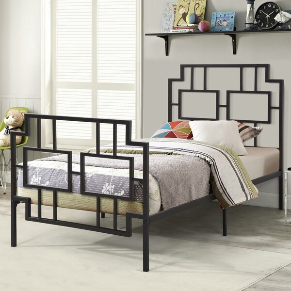 Manning Panel Bed by Wrought Studio