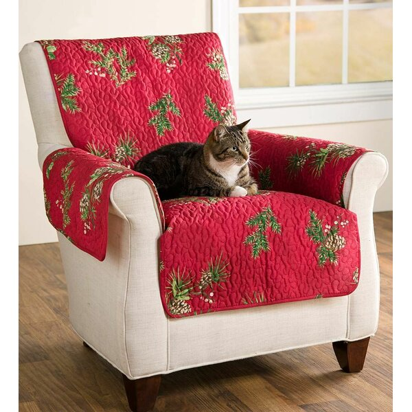 Pet Box Cushion Sofa Slipcover by Plow & Hearth