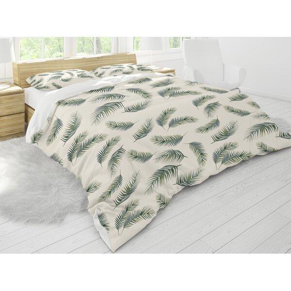 Destiney Leaves Seamless Comforter Set