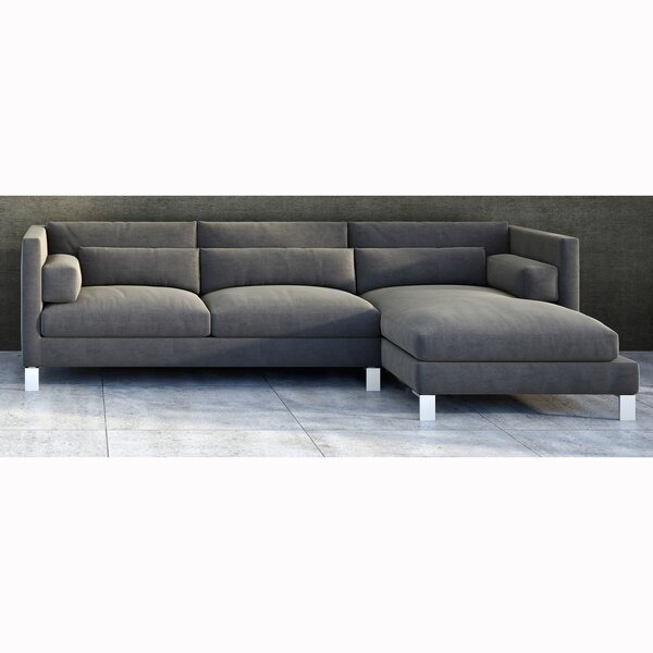 Vallie Right Hand Facing Sectional By Orren Ellis