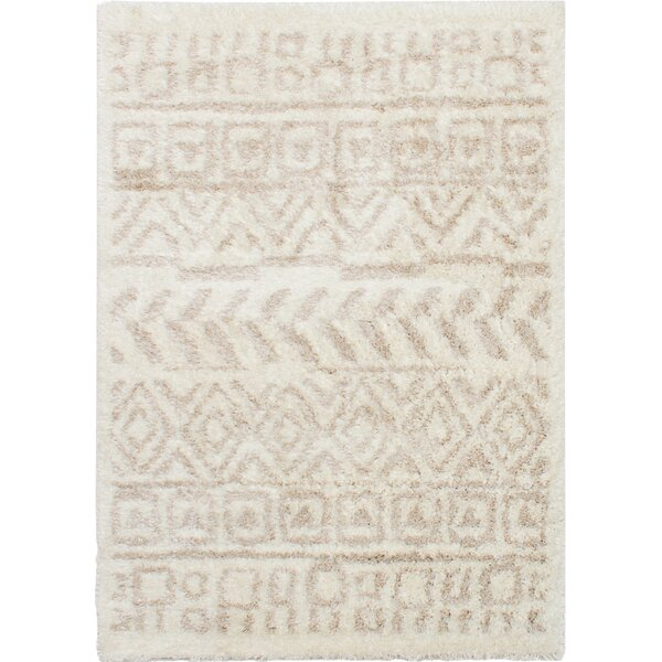 Chesterhill Cream Area Rug by Foundry Select