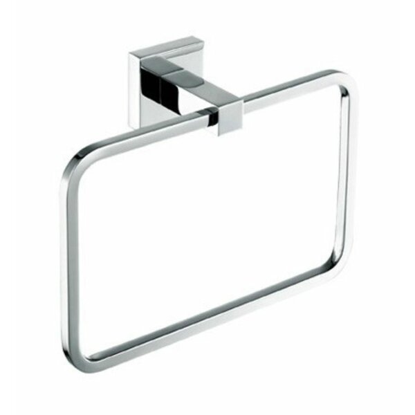 Piazza Towel Ring by Kube Bath
