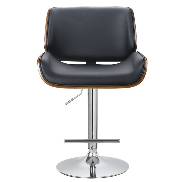 Oriole Adjustable Height Swivel Bar Stool by Scottish Country