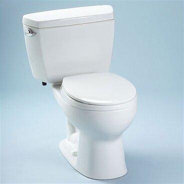 Drake Round Toilet by Toto