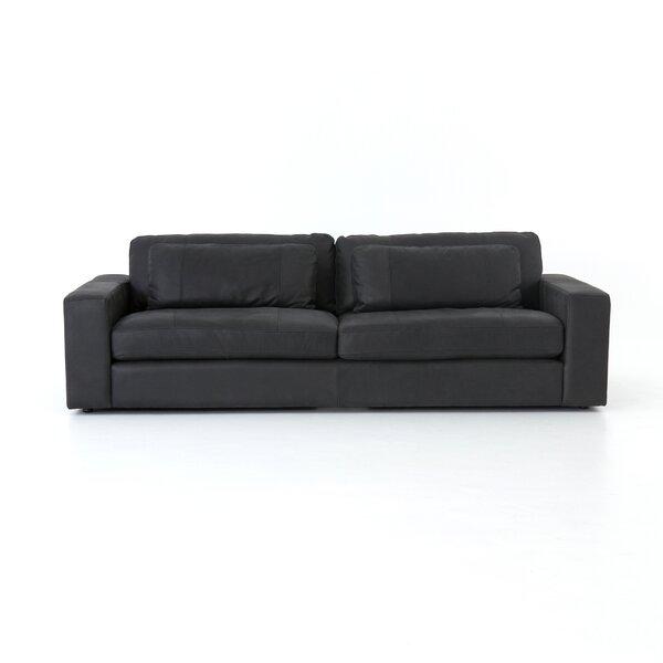 Doutzen Leather Sofa -98