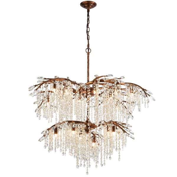 Elamin 18-Light Chandelier by House of Hampton