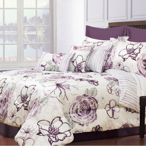 Merwin Angelica Comforter Set by House of Hampton