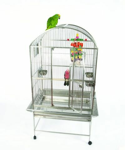 Small Dome Top Bird Cage by A&E Cage Co.