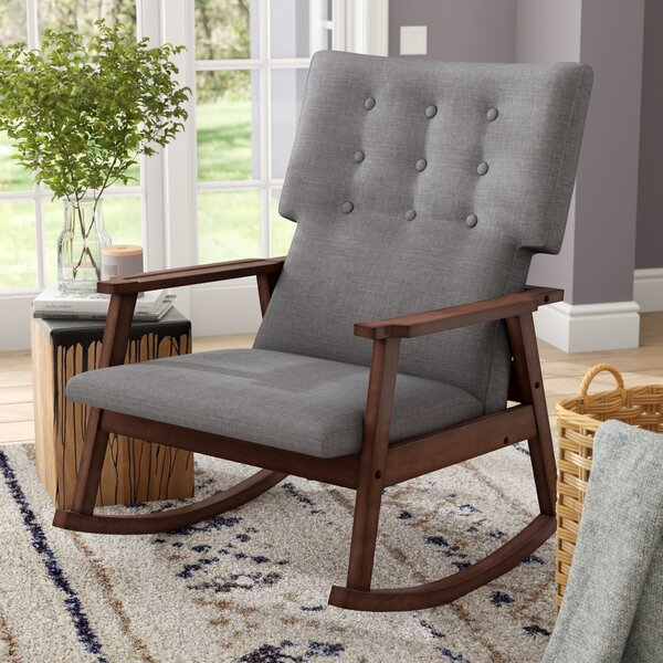 Philippa Rocking Chair By Mistana