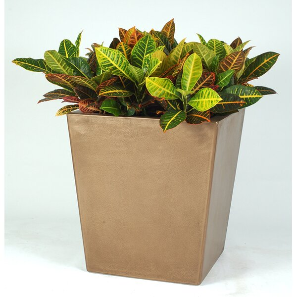 St. Louis Plastic Pot Planter by Allied Molded Products