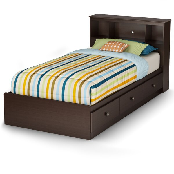 Zach Twin Mate's Bed with 3 Drawers by South Shore