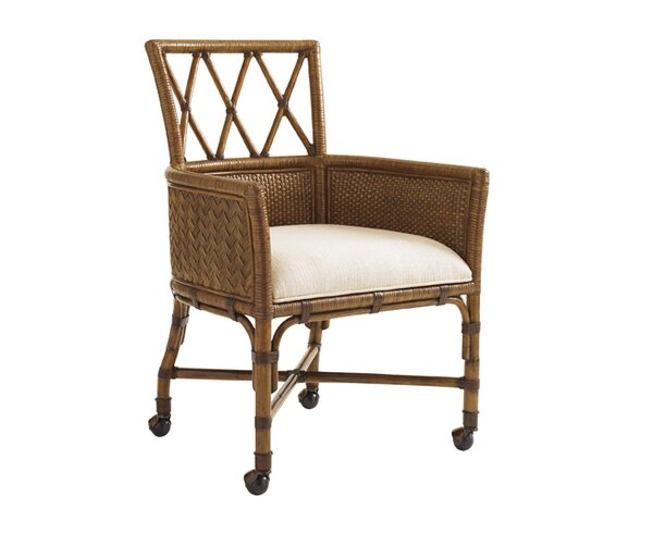 Bali Hai Upholstered Dining Chair by Tommy Bahama Home Tommy Bahama Home