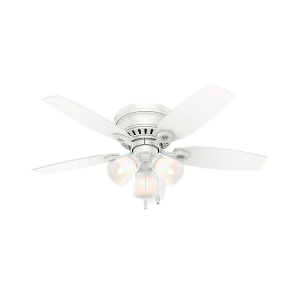 46 Hatherton 5-Blade Ceiling Fan by Hunter Fan