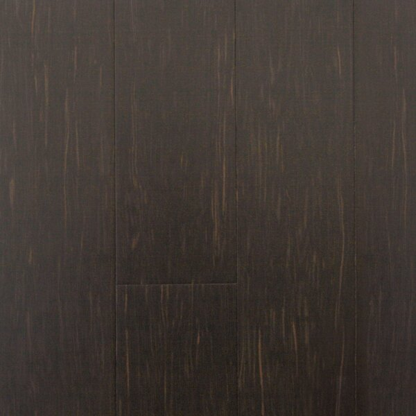ColorFusion 4-3/4 Engineered Strandwoven Bamboo Flooring in Midnight Sky by ECOfusion Flooring