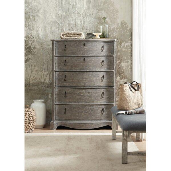 Beaumont 5 Drawer Chest by Hooker Furniture