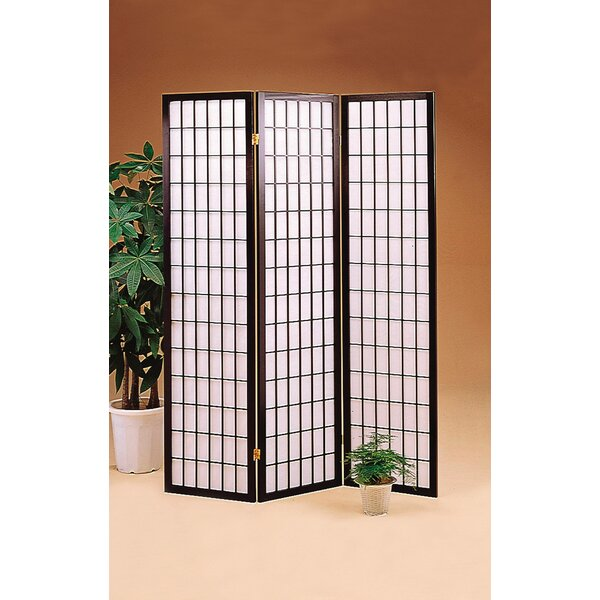 Olympia 3 Panel Room Divider by Wildon Home ®
