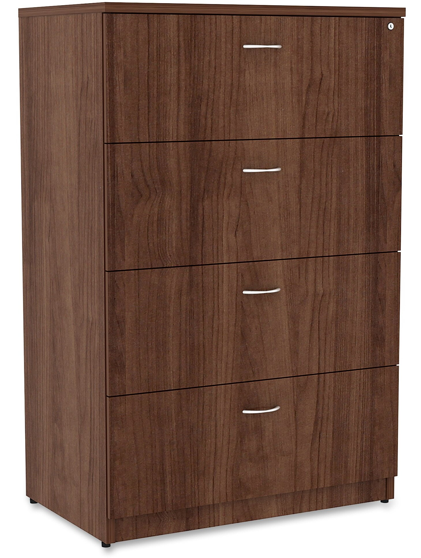 Essentials 4 Drawer Lateral Filing Cabinet