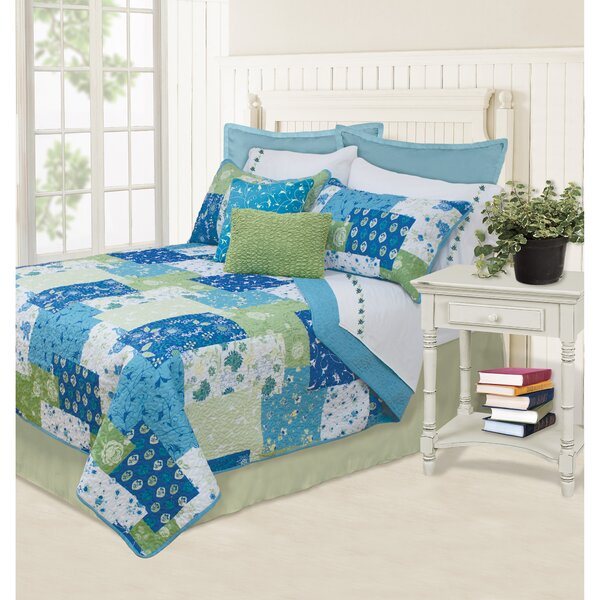 Hermina Quilt Set by August Grove
