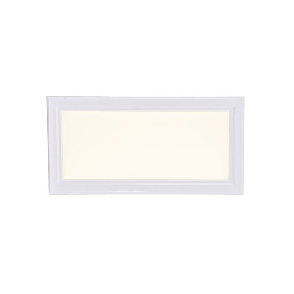 LED Semi Flush Mount by Inti Lighting
