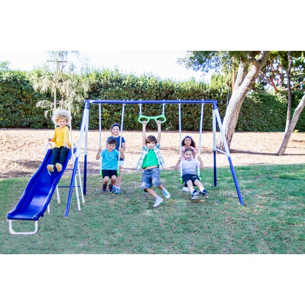 Sierra Vista Swing Set by Sportspower