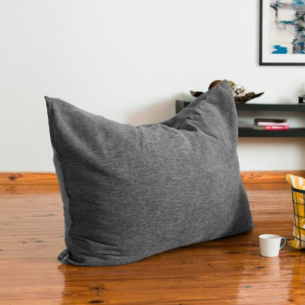 Floor Pillow Bean Bag Lounger by Latitude Run