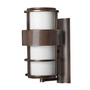 Order Saturn LED Outdoor Sconce By Hinkley Lighting