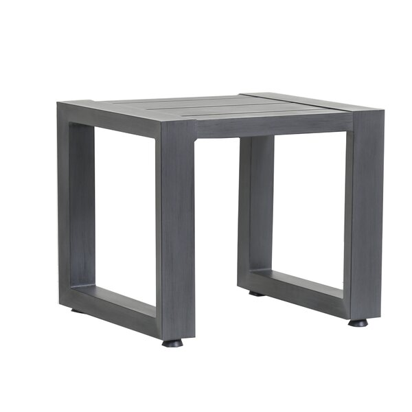 Redondo Aluminum Side Table by Sunset West