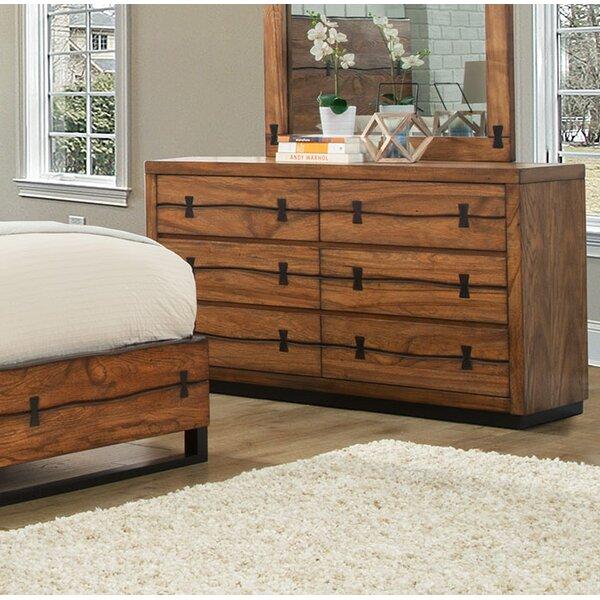 Migdalia 6 Drawer Dresser by Loon Peak