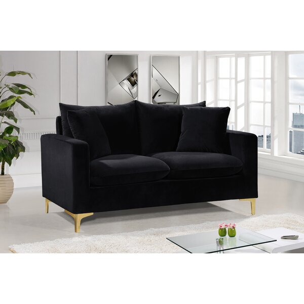 Get Great Boutwell Loveseat Get The Deal! 65% Off