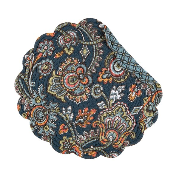 Middleton 17 Placemat (Set of 6) by C&F Home