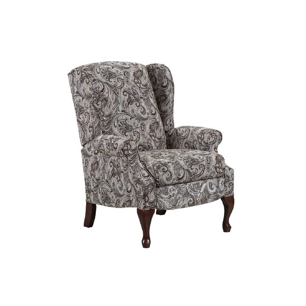 Citronelle Hi Leg Manual Recliner By Darby Home Co