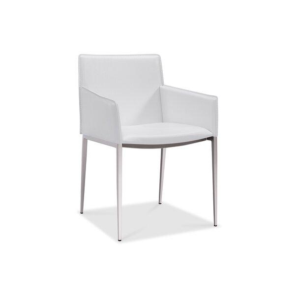 Carignan Upholstered Dining Chair by Orren Ellis