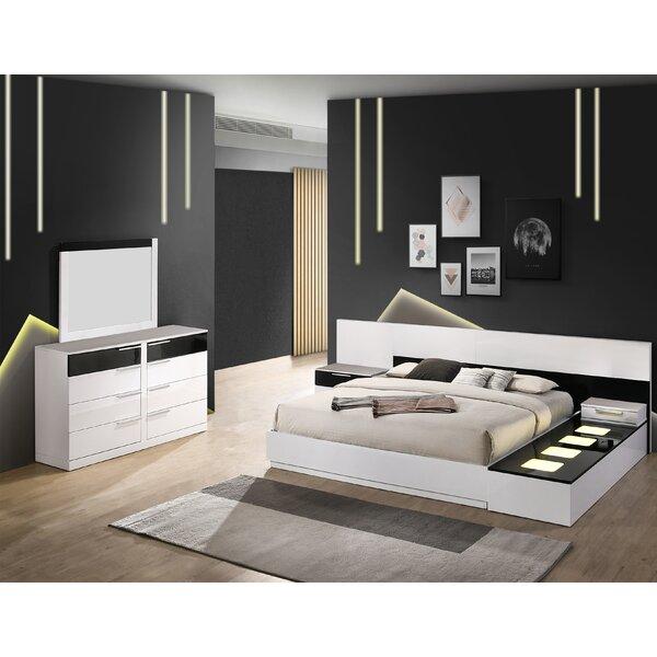 Fleeton Platform 6 Piece Bedroom Set by Orren Ellis