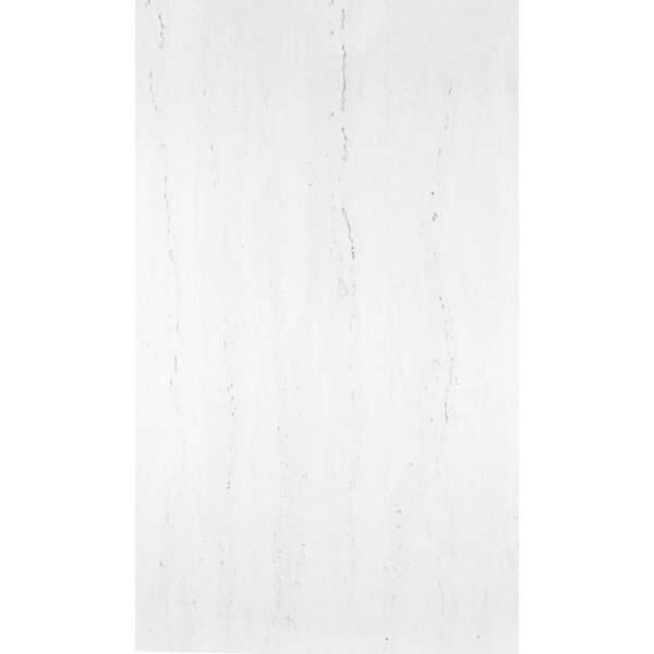 Griffin Series 24 x 48 Porcelain Field Tile in White by RD-TILE