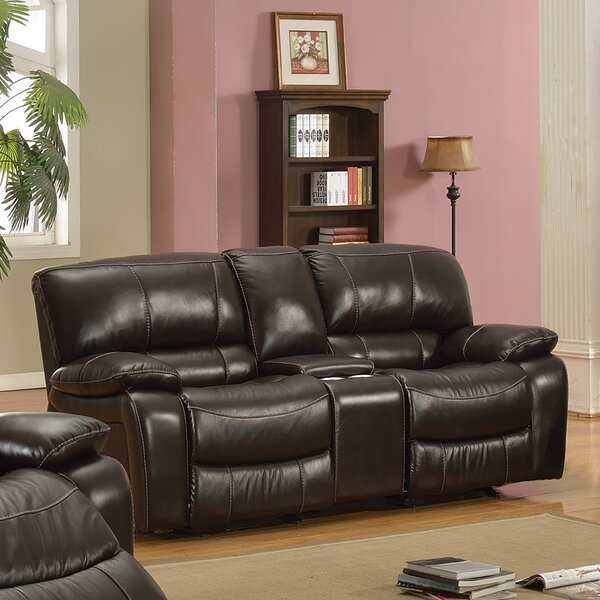 Kiowa Reclining Loveseat by Flair