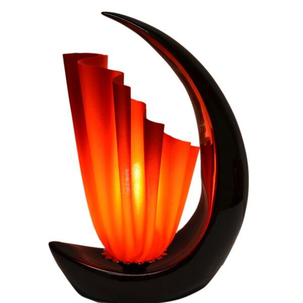 Hearon Fabric 15 Table Lamp by Orren Ellis