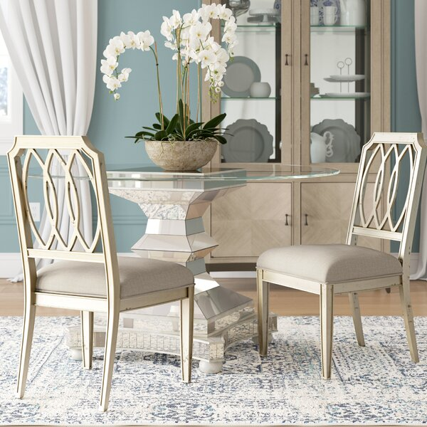 Rodger Side Chair (Set of 2) by Willa Arlo Interiors
