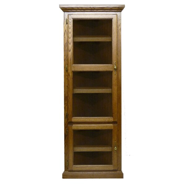 Leary Corner Unit Bookcase by Loon Peak