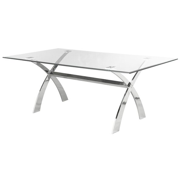 Best Choices Joycelyn Dining Table By Orren Ellis Great price