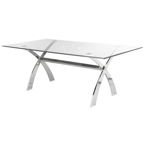 Joycelyn Dining Table by Orren Ellis