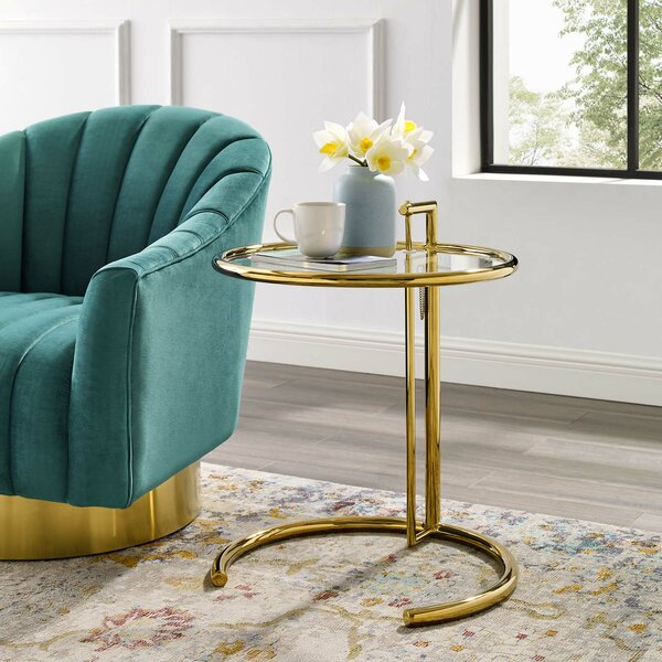 Verdin End Table By Mercer41