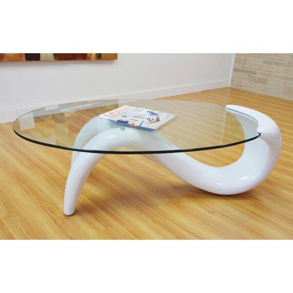 Delphinia Coffee Table By Orren Ellis