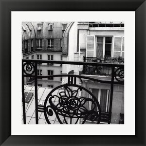 Paris Hotel I by Alison Jerry Framed Photographic Print by Evive Designs