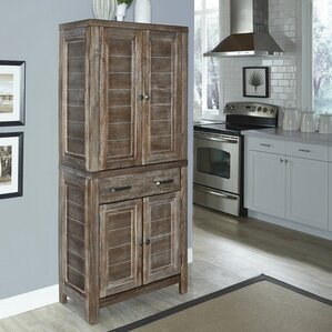 Barnside Kitchen Pantry by Home Styles